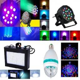 Super kit Iluminação para festa Aluguel ou venda