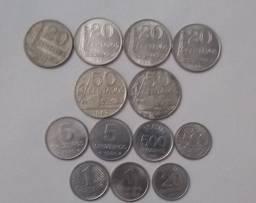 Moedas moedas