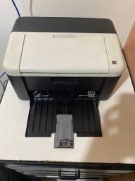 Impressora laser HL1202, Monocromática, Conexão USB, 110v