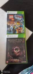 Xbox 360  dois jogos