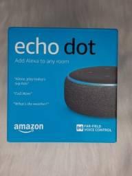 Título do anúncio: Alexa Echo Dot Lacrado!