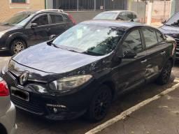 Renault fluence 2015 2.0 automático com kit gas
