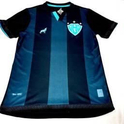 Camisa Paysandu Lobo Original Futebol 2016