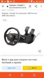 Volante Ferrari oficial xbox 360