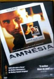 DVD - Amnésia - Original