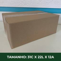Caixas de Papelão Simples - 35 unidades