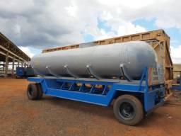 Reboque Tanque Água