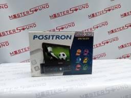 Dvd Pósitron.SP6730DTV.com Usb.Sd.Tv Digital.Espelhamento.Bluetooth.novo instalado