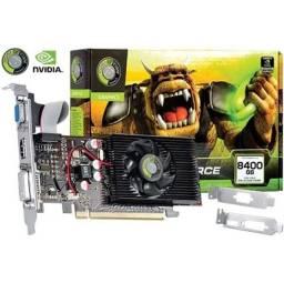 Placa de Vídeo NVidia GeForce 8400GS