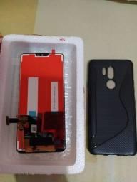 Para Lg G7 Thinq Lcd G710 G710E G710Pm Display Lcd + Digitador Da Tela De Toque