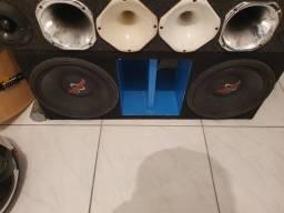 Alto falante Hard Power 3850 rms