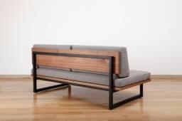 Estrutura para sofá