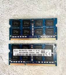 Título do anúncio: Memória RAM ddr3 8gb 1600MHz