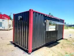 Lanchonete container a pronta entrega!!