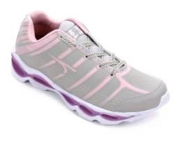 Tênis Feminino Caminhada Confortável