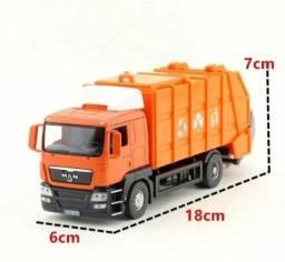 Miniatura caminhão ? do lixo 1/43