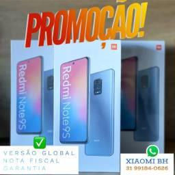 PROMOÇÃO! Xiaomi NOTE 9S 64GB / Novo Lacrado Garantia / GLOBAL