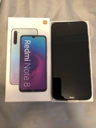 Xiaomi Redmi Note 8, 64GB, perfeito