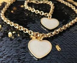 Semi joias de luxo