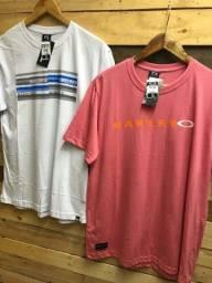 4 camisetas de sua escolha R$ 100,00 no dinheiro