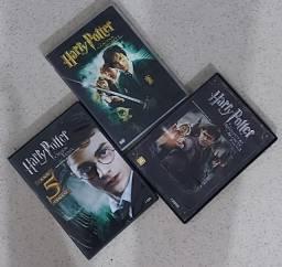 DVD'S/ HARRY POTTER C/4 DVD'S