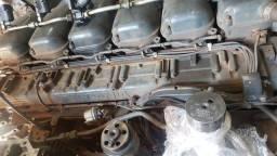 motor scania 420 pgr 124