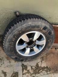 Roda 16 com pneu
