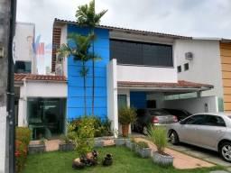 Linda Casa Residencial Atlantis Parque Dez de Novembro 100% Mobiliada