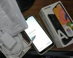 Samsung A01 super conservado