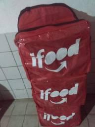 Motoboy bag com isopor entregamos todo br