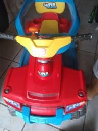 Carrinho Super quad