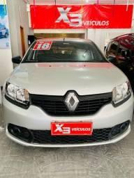 Título do anúncio: 48x 659, ! Renault logam  Expression 2019 Flex