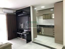 Apartamento com 2 dormitórios para alugar, 70 m² por R$ 2.500/mês - Ponta Negra
