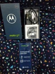 Vendo Motorola Moto G5G top 128 Gg novo na caixa com nota fiscal biometria digital facial