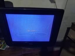 Tv Philco 21 tela plana excelente imagem