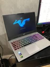 Notebook Avell G1555 MUV i7+