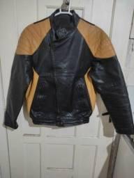 Título do anúncio: Vendo jaqueta de couro legítimo