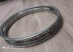 Aro Roda Aço Carbono Moto - Titan125/150 185 X 18