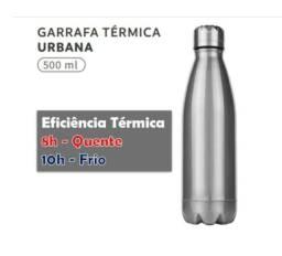 Garrafa Térmica Urbana Soprano 500ml