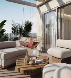 Apartamento a venda com 2 quartos em Leblon