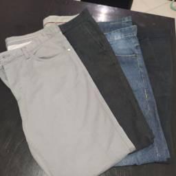 Calças Jeans ? Masculinas - TAM 40/42