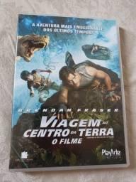 DVD - Viagem ao centro da terra
