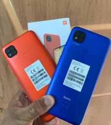 Xiaomi Redmi 9c 64GB tela 6,53 novos disponíveis