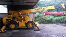Guindaste Villares 22 toneladas com computador