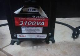 Transformador 3100VA - 110V/220V