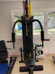 Estação musculação movement