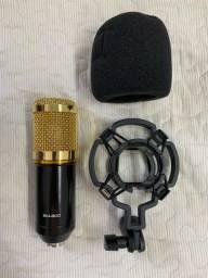Título do anúncio: Microfone Condensador BM-800