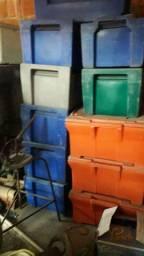 Hot box simples e duplos
