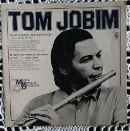 Lp Tom Jobim Grandes Compositores 1982