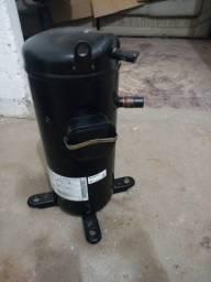 Compressor 60.000 BTUs/5TR. Novo. 380v